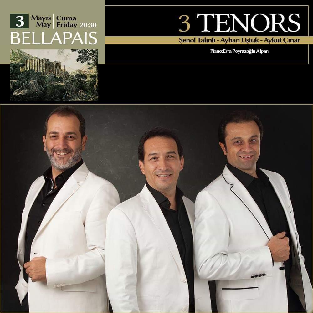 Üç Tenor konseri / Three Tenors concert