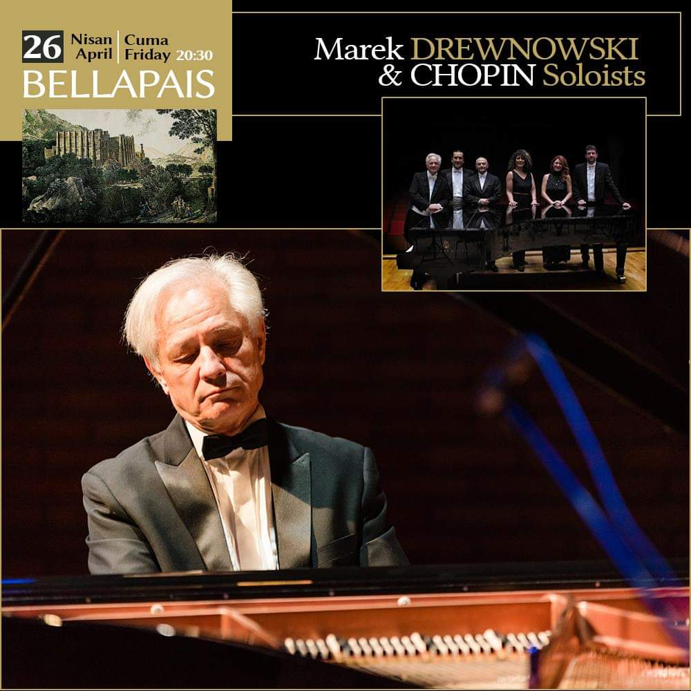 Marek DREWNOWSKI & CHOPIN Soloists