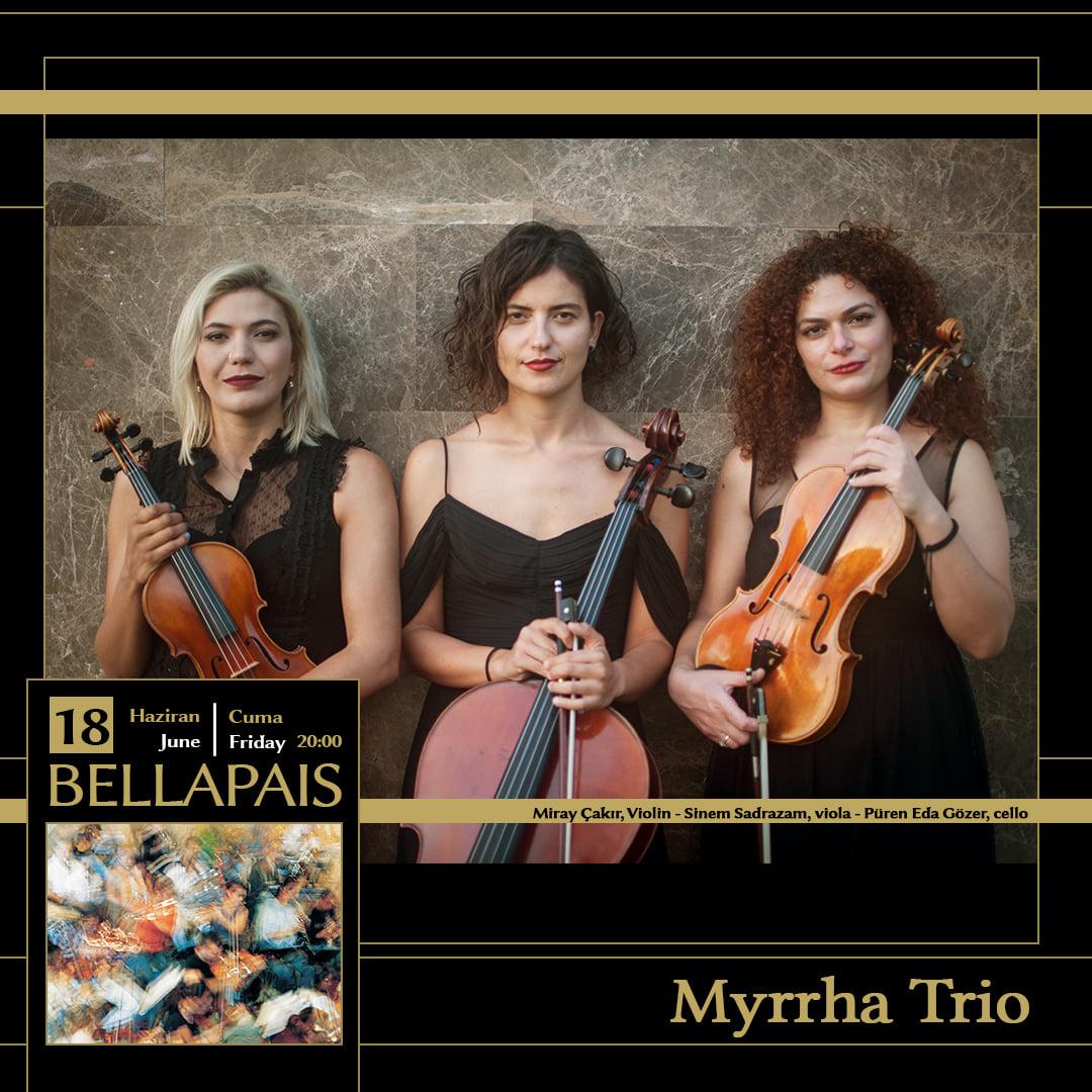 Myrrha Trio