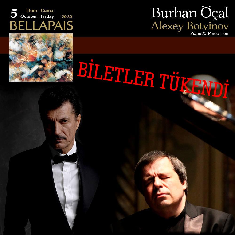 Burhan Öçal & Alexey Botvinov