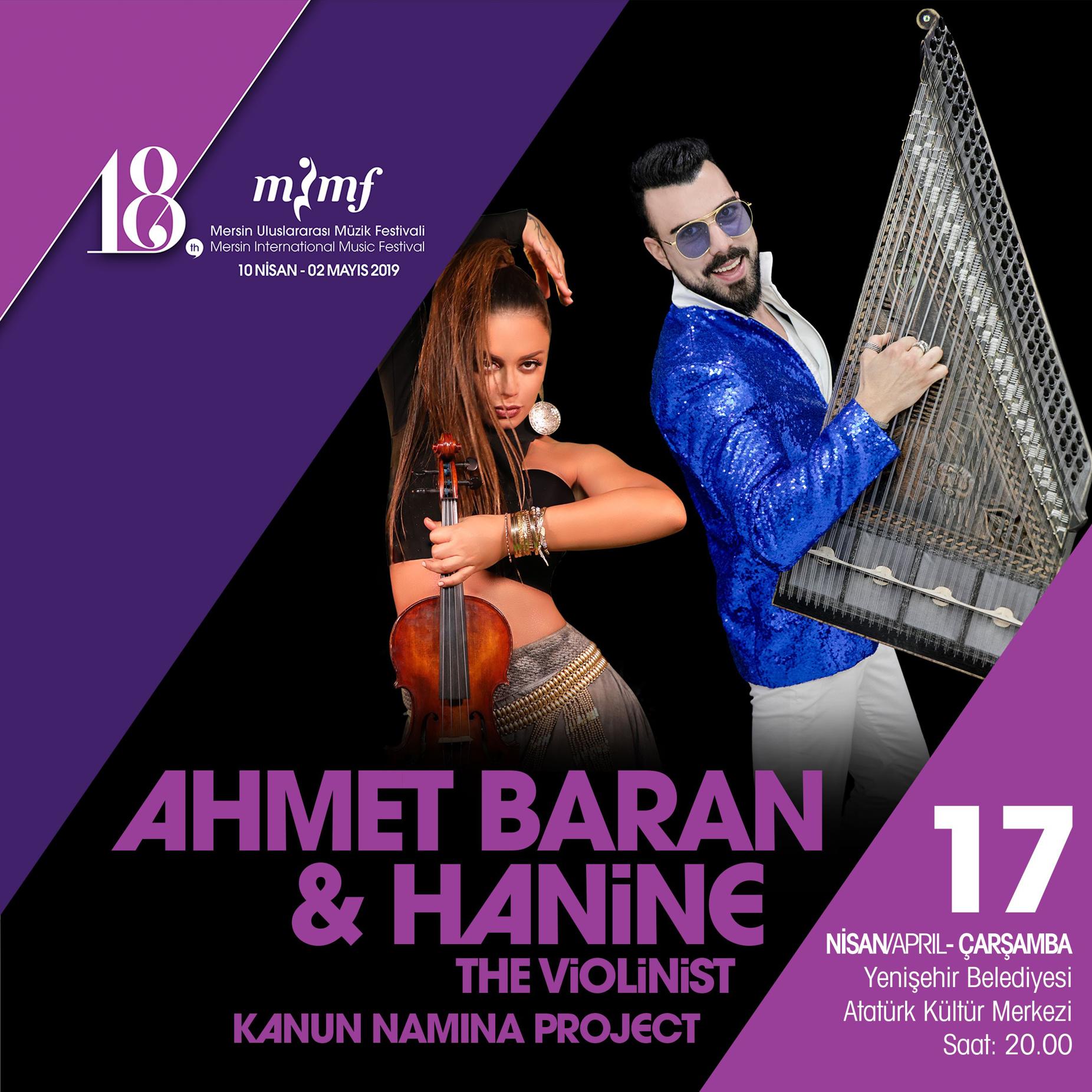 Ahmet Baran & Hanine Al Alam Konseri