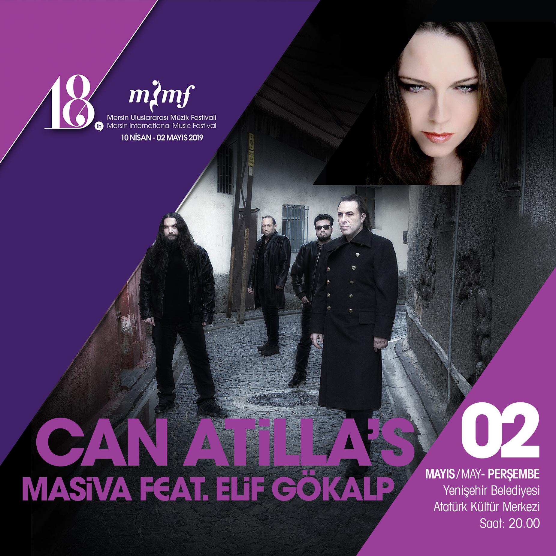 Mersin Uluslararası Müzik Festivali Festival Kapanış Konseri