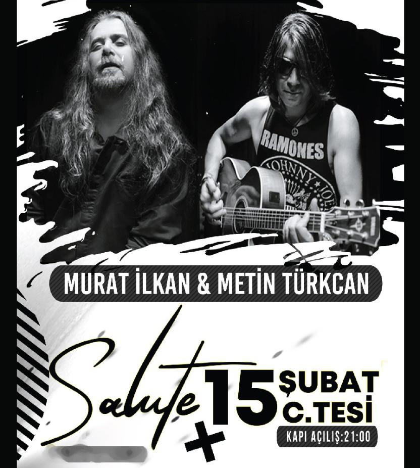 Murat İlkan & Metin Türkcan
