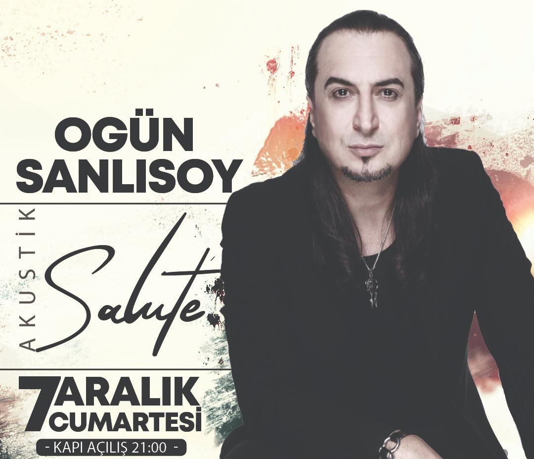 Ogün SANLISOY