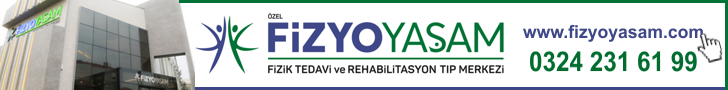 Fizyo Yaşam Fizik Tedavi ve Rehabilitasyon Merkezi
