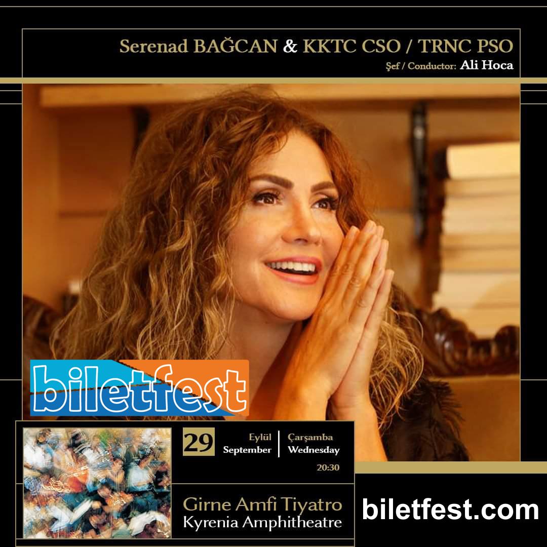 Serenad BAĞCAN & KKTC CSO / TRNC PSO